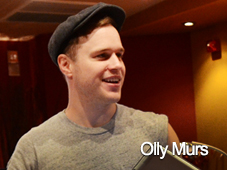 Olly Murs at Music 4