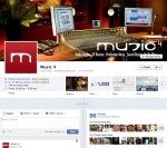 Music 4 On Facebook