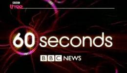 BBC Three 60 Seconds
