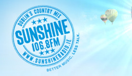 Sunshine 106.8 Music Imaging - October 2010